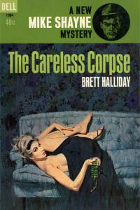 The Careless Corpse - Brett Halliday