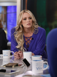 Stormy Daniels - The View: April 17th 2018