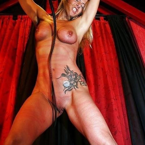 Whipped women bdsm
