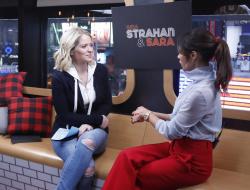 Victoria Beckham - Strahan & Sara: January 28th 2019