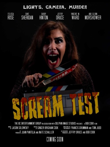 Scream Test 2020 HDRip XviD AC3-EVO
