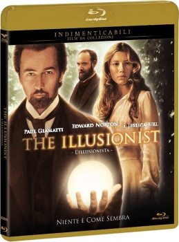 The Illusionist - L'illusionista (2006) BD-Untouched 1080p AVC AC3 iTA-ENG