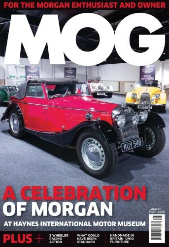 Mog Magazine - Issue 90 - January (2020)