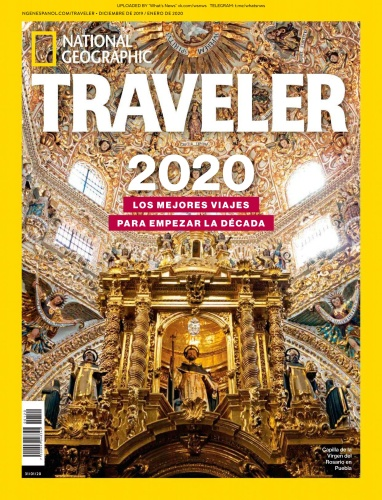 National Geographic Traveler Spain - 12 2019 - 01 (2020)