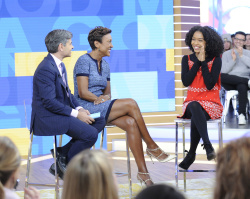 Yara Shahidi - Good Morning America: January 3rd 2018