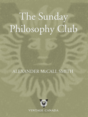 Alexander McCall Smith [Isabel Dalhousie 01] The Sunday Philosophy Club v5