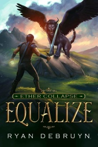 Equalize (Ether Collapse, n  1) by Ryan DeBruyn