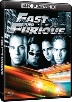 Fast and Furious (2001) Full Blu-Ray 4K 2160p UHD HDR 10Bits HEVC ITA SPA DTS 5.1 ENG GER DTS:X/DTS-HD MA 7.1