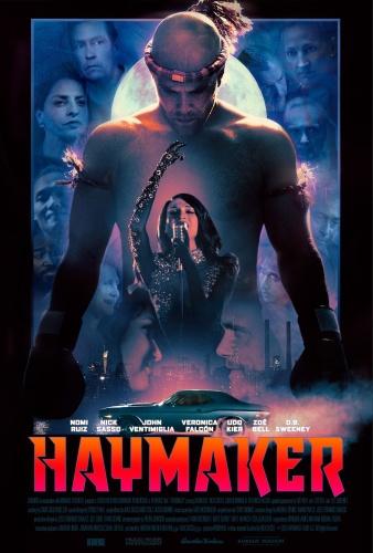 Haymaker 2021 HDRip XviD AC3-EVO