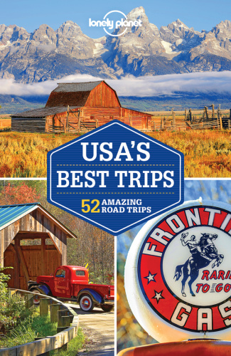 USA's Best Trips (Lonely Planet Travel Guide)