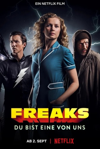 Freaks Youre One of Us 2020 1080p NF WEB-DL DDP5 1 x264-NTG