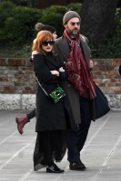 Jessica Chastain - out and about in Venice 12/30/19