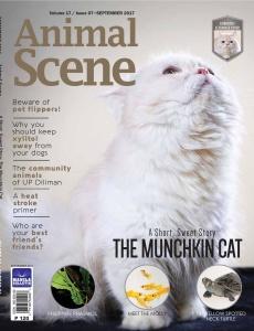 Animal Scene  September (2017)