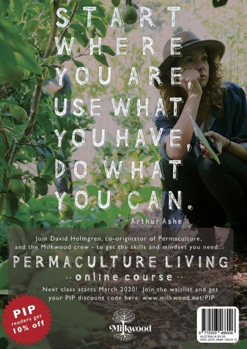 Pip Permaculture Magazine - March (2020)