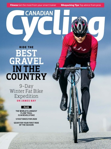 Canadian Cycling - January (2020)