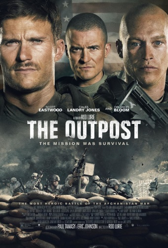 The Outpost 2020 1080p Bluray X264 DTS-EVO