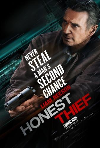 Honest Thief 2020 1080p Bluray DTS-HD MA 5 1 X264-EVO
