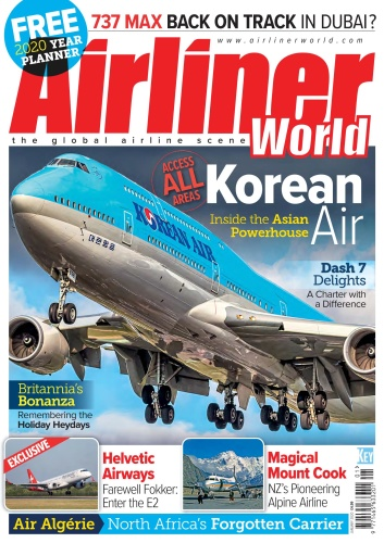Airliner World - January (2020)