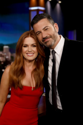 Isla Fisher - Jimmy Kimmel Live: June 6th 2018