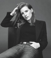 Jessica Chastain - Marie Claire December 2017