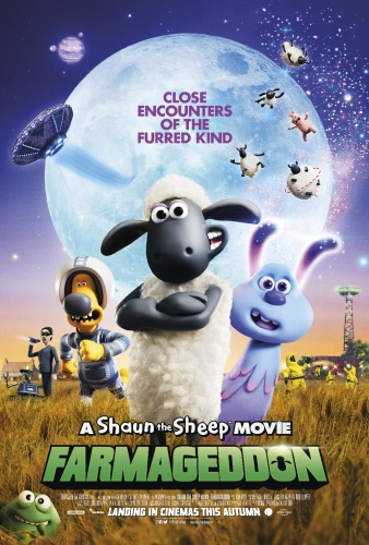 A Shaun The Sheep Movie Farmageddon (2019) 2160p 4K BluRay 5 1 YTS