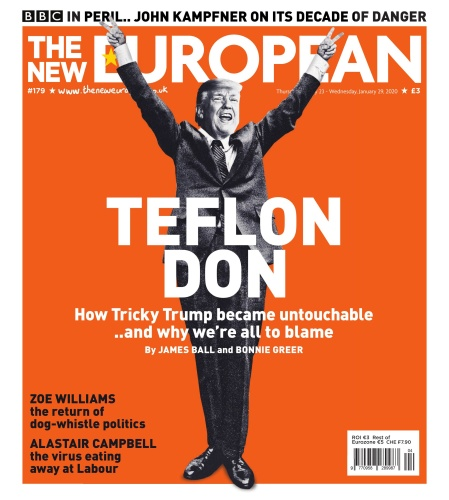 The New European Issue 179 January 29 (2020)