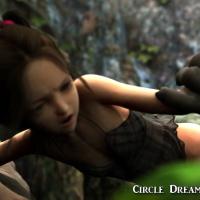 [3D Hentai Video] Arisa & Rumi: Secret First Experience Pt.1