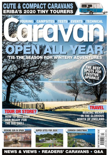 Caravan Magazine - December 2019 - January (2020)