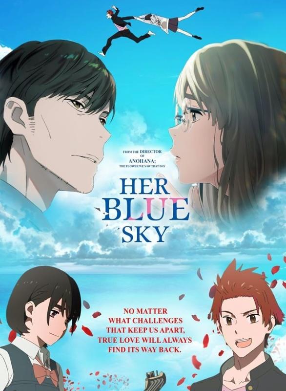 Her Blue Sky (2019) - Gdrivemovie.id