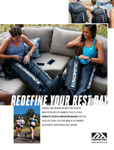 Women ' s Running USA - March (2020)