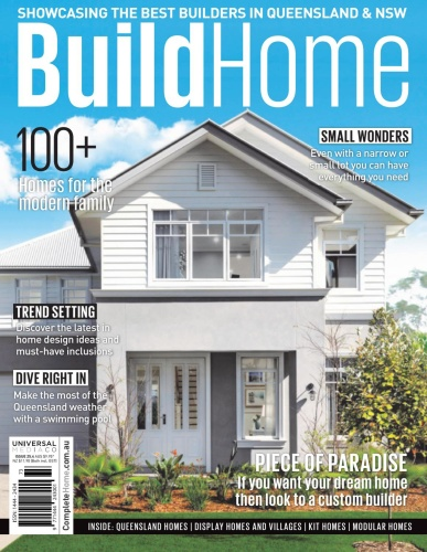 Build Home Queensland - No 25 4 (2020)