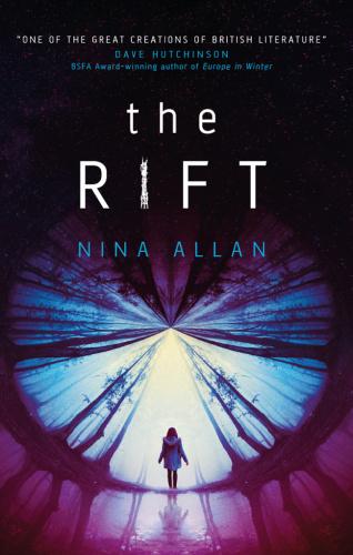 2017 The Rift - Nina Allan
