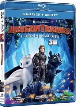Dragon Trainer - Il mondo nascosto 3D (2019) Full Blu-Ray 3D 41Gb AVC\MVC ITA DD Plus 5.1 ENG Atmos/TrueHD 7.1 MULTI