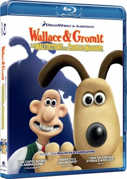 Wallace & Gromit - La maledizione del coniglio mannaro (2005) BD-Untouched 1080p AVC DTS HD ENG DTS iTA AC3 iTA-ENG
