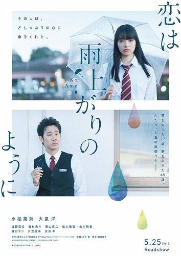 After The Rain 2018 JAPANESE BRRip XviD MP3-VXT