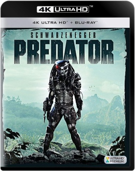 Predator (1987) Full Blu-Ray 4K 2160p UHD HDR 10Bits HEVC ITA DTS 5.1 ENG DTS-HD MA 5.1 MULTI