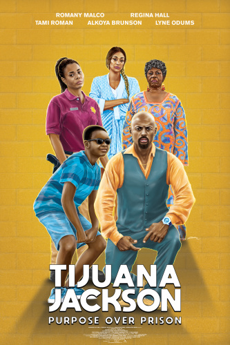 Tijuana Jackson Purpose Over Prison 2020 HDRip XviD AC3-EVO