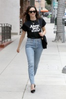 Emmy Rossum -                      Beverly Hills May 11th 2018.