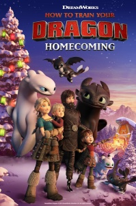 How to Train Your Dragon Homecoming 2019 WEBRip XviD MP3-XVID