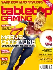 Tabletop Gaming - November 2019