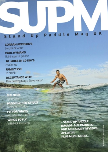 SUP Mag UK - Issue 22 - August (2019)