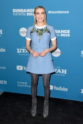 Emma Roberts - 'Paradise Hills' premiere at Sundance Film Festival in Park City 1/26/19
