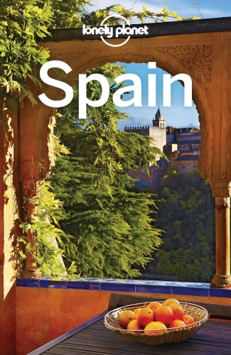 Spain Lonely Planet Travel Guide