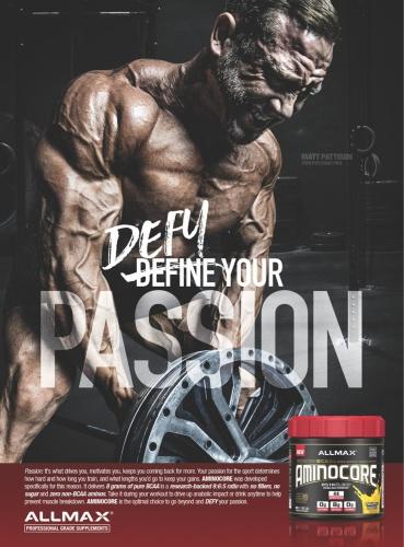 Muscle & Fitness USA - January (2020)