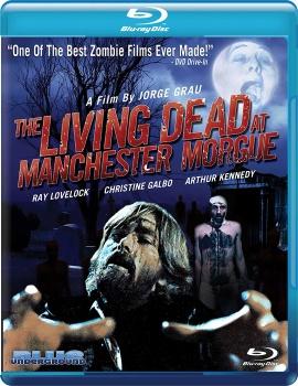 Non si deve profanare il sonno dei morti (1974) Full Blu-Ray 21Gb AVC ITA GER DD 2.0