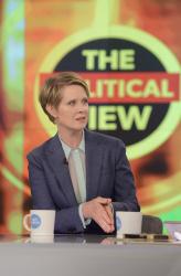 Cynthia Nixon -The View: June 21st 2018
