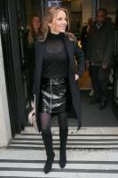 Geri Halliwell -            BBC Radio Two Studios London January 26th 2018.