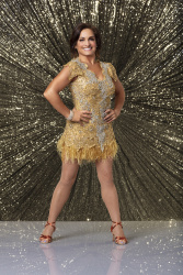 Mary Lou Retton - Dancing with the Stars: Season 27 Promotional Photos