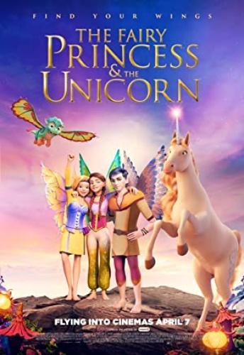 The Fairy Princess and the Unicorn 2020 HDRip XviD AC3-EVO