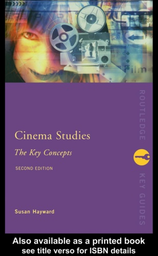 Cinema Studies   The Key Concepts   2nd Edition